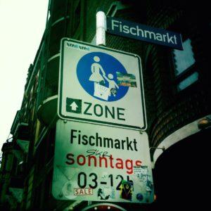 Hamburg Fischmarkt