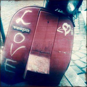Love Vespa