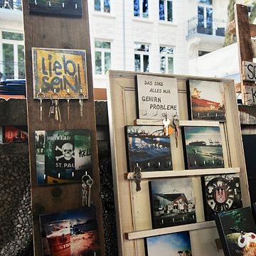 Hamburg Bilder Schlüsselbretter